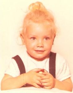 Estefania Kinderfoto