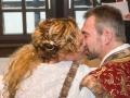 Mittetalter Hochzeit Frisur