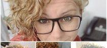 Von Brünett zu Blond färben